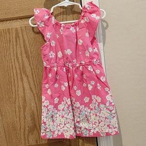 healthtex Dresses - Healthtex, girl's sleeveless summer dress